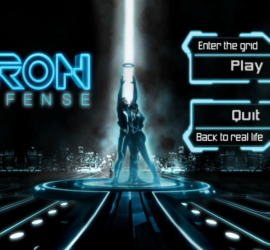 tron defense